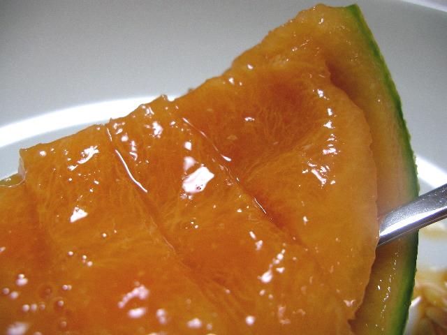茨城県産《ルピアレッドメロン》とろける赤肉メロン:画像
