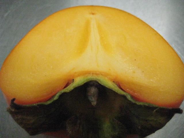 山梨県産《甲州百目柿》:画像