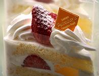 いちごのショートケーキ:画像