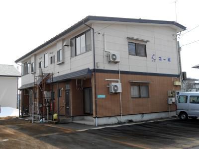 【アパート】南陽市島貫/2LDK:画像