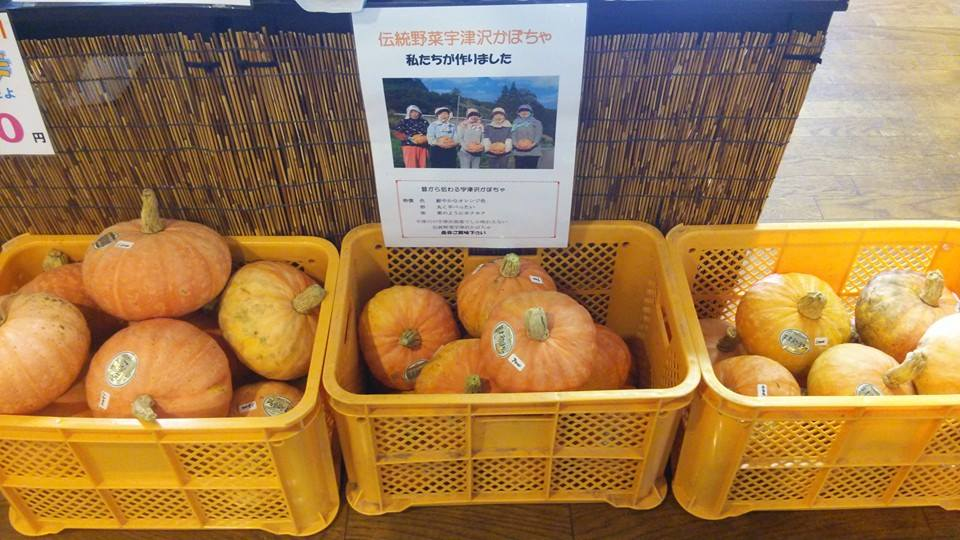 宇津沢かぼちゃ