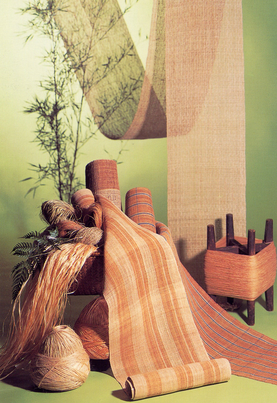 「東北の底力」〜自然と生きる原始布古代織展〜:画像