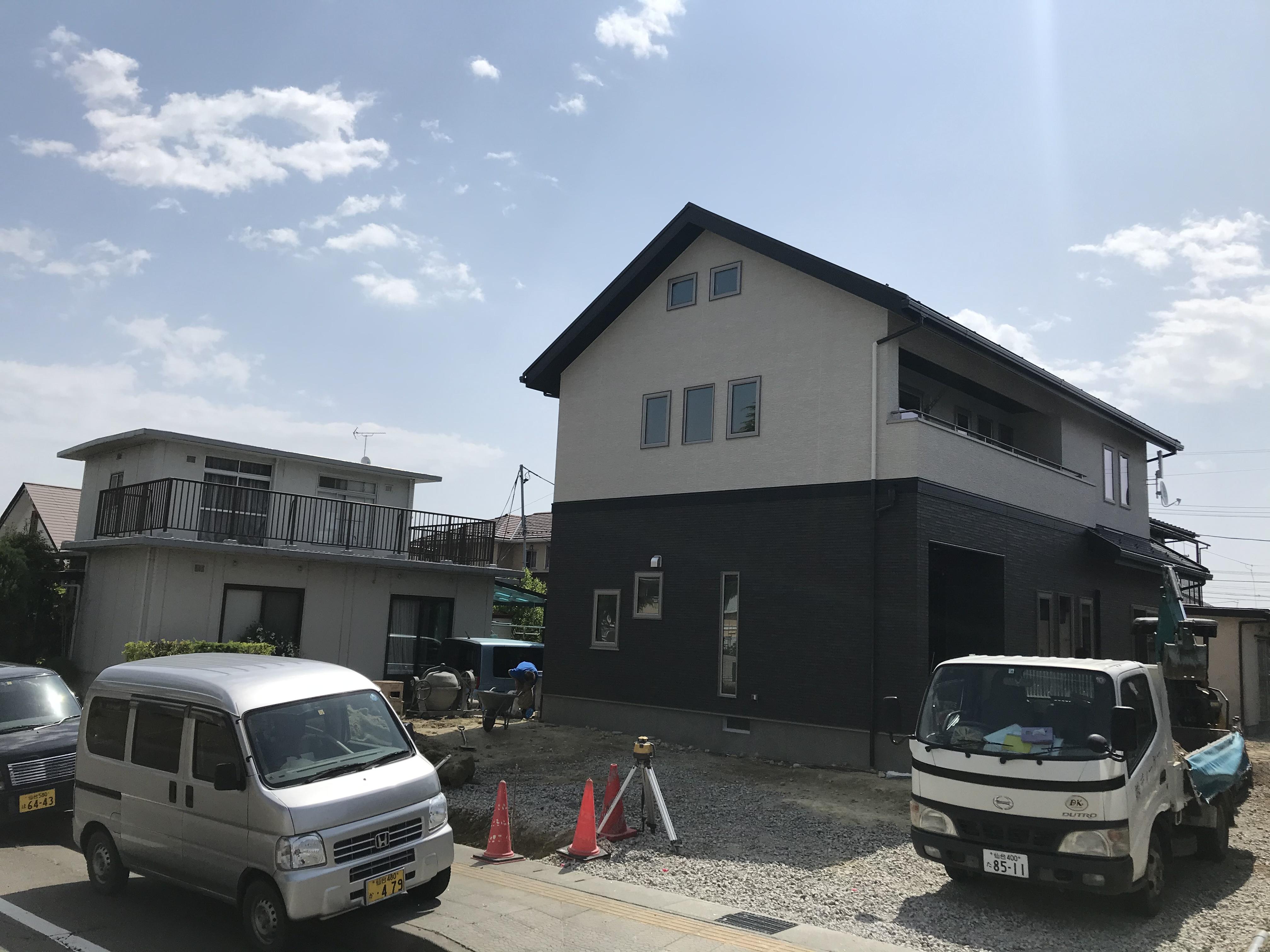 仙台市G様邸進捗:画像