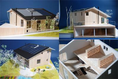2009/09/01 16:29/山形エコハウス(環境共生型住宅モデル整備事業)プロポーザルにて羽田設計案が選ばれました!!