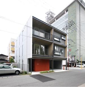2011/07/07 19:00/旅籠町の家が竣工しました!!