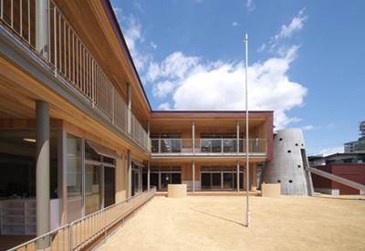 2012/04/11 20:23/木の実北保育園が竣工しました!