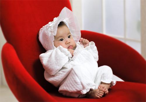 それはそれはかわいい赤ちゃんでした/