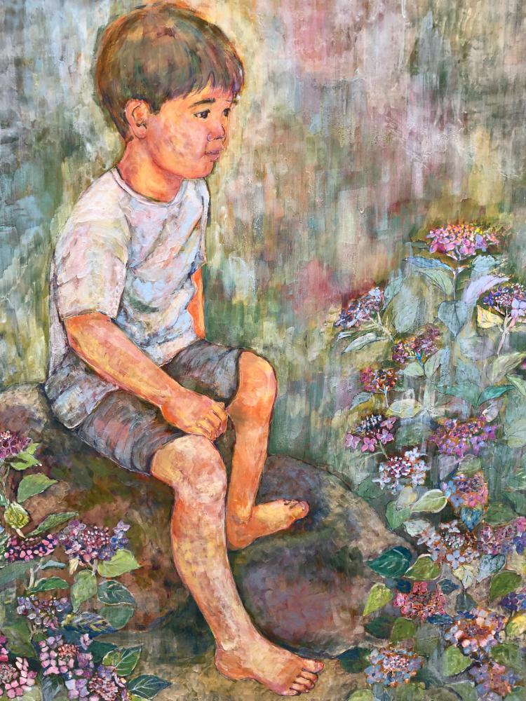 6月3日から6月30日まで田代文さんの個展を開催しています。:画像