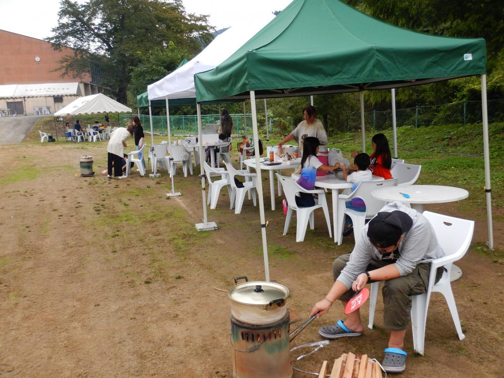 TASSHOで手ぶらで芋煮会のお知らせ。:画像
