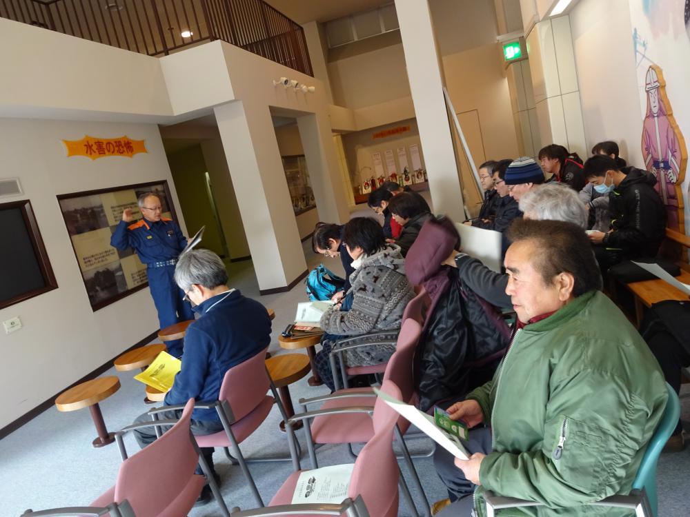 2月7日 防災と救命救急講習会