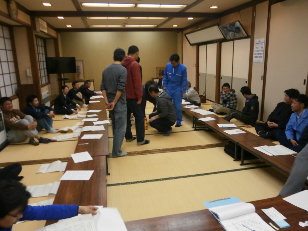 4月13日平野地区子ども会育成会連絡協議会総会開催