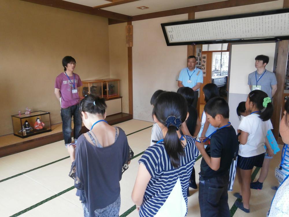 6月19日 ふるさと少年教室開催