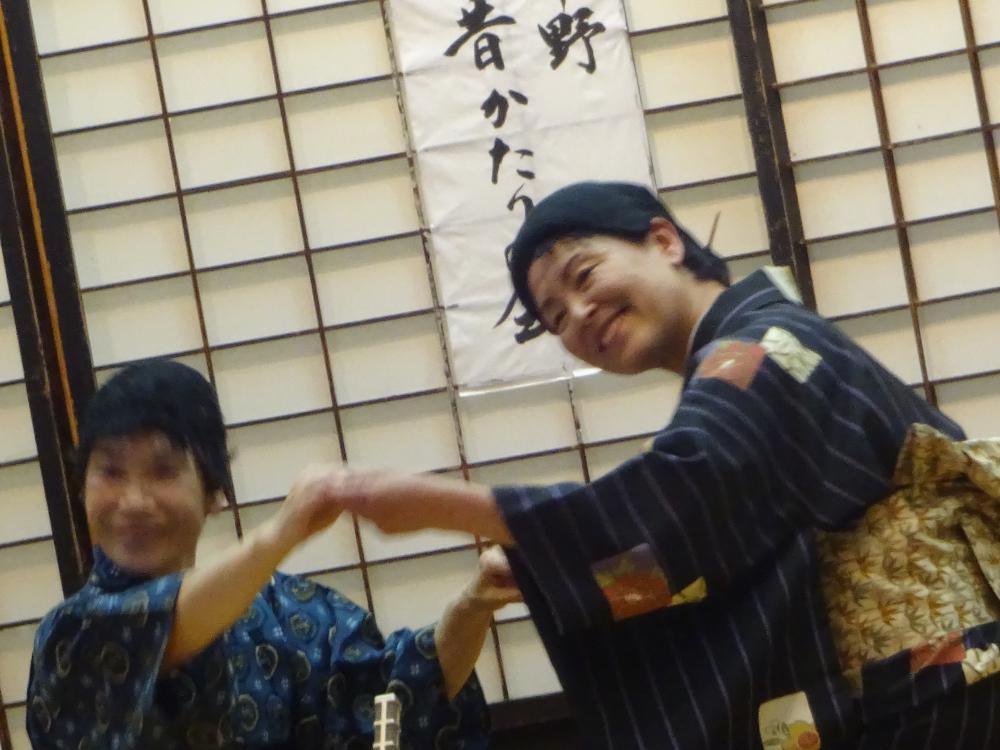 6月19日 平野昔語りの会10周年記念発表会開催