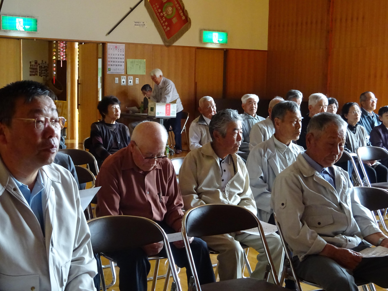 6月7日野川学級開級式