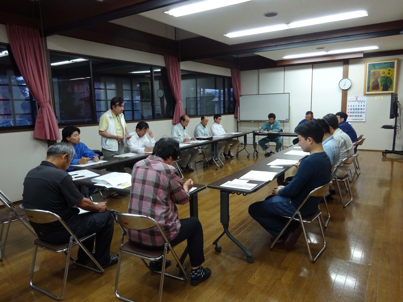 6月21日ふれあい運動会準備会開催