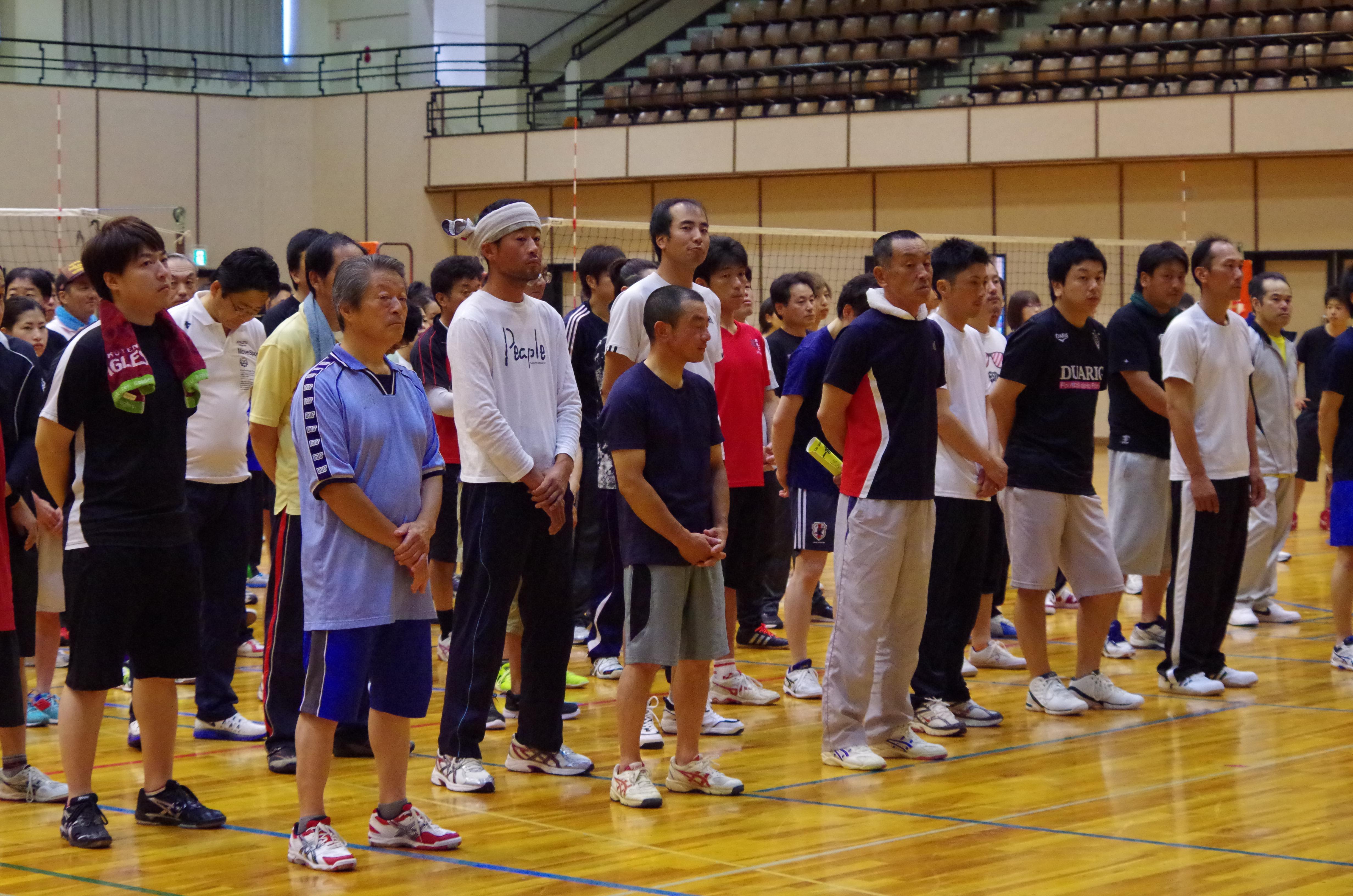 7月9日バレーボール大会