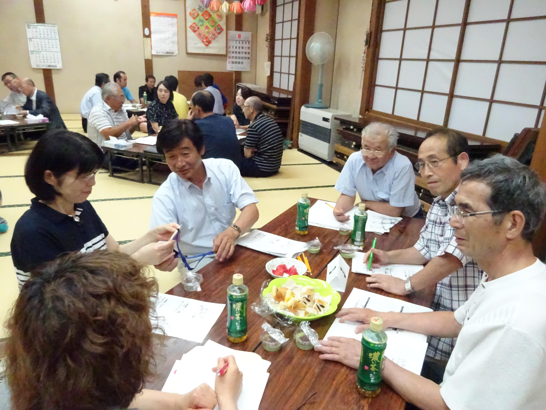 8月18日 介護ホケン講習会
