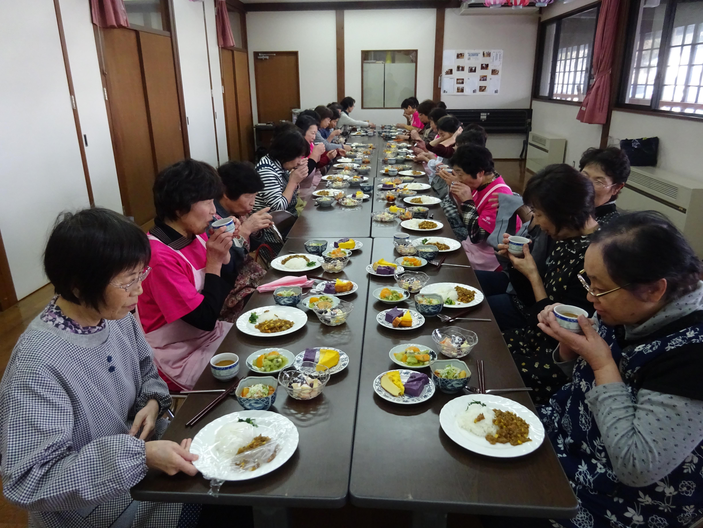 12月11日 調理伝達講習会開催