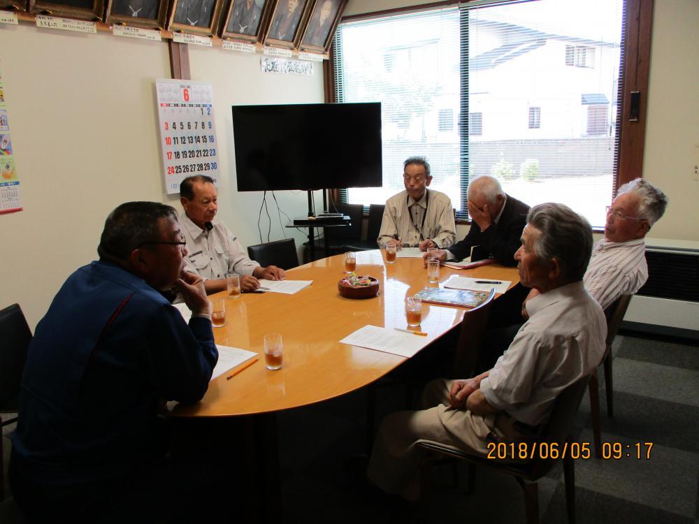 6月5日 締め切り堤防復元プロジェクト:画像