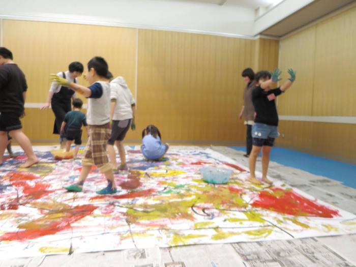 お絵かき教室 作品展