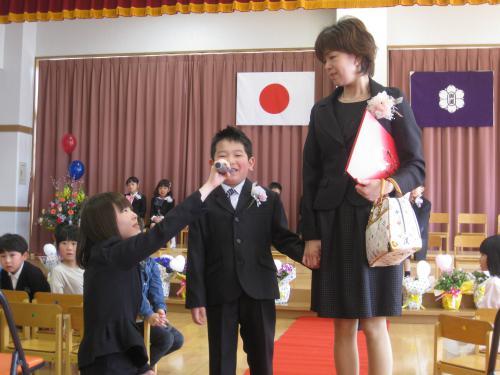 平成27年度 第96回卒園式を行いました。