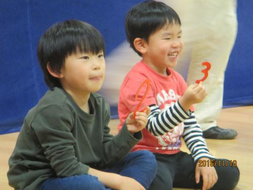 11月の出来事  人形劇鑑賞