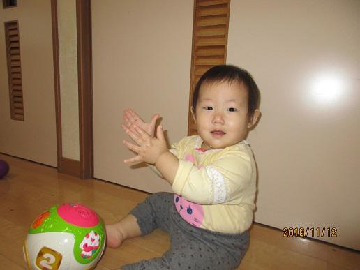 12月生まれのお誕生会(NO、1)