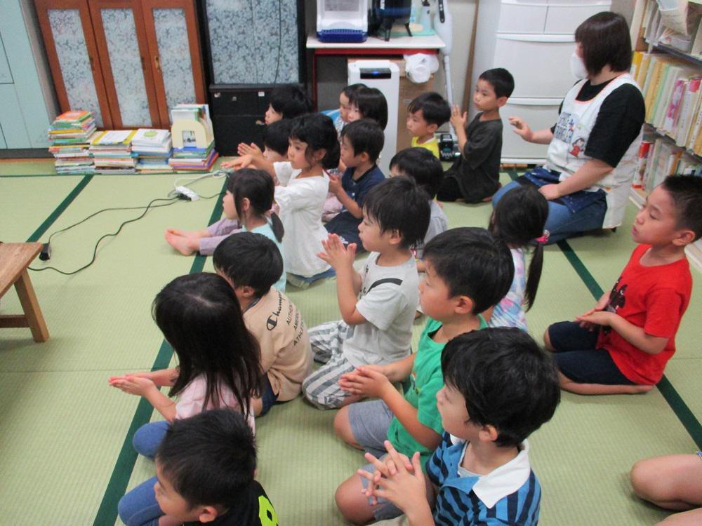 花王の手洗い教室(オンライン)
