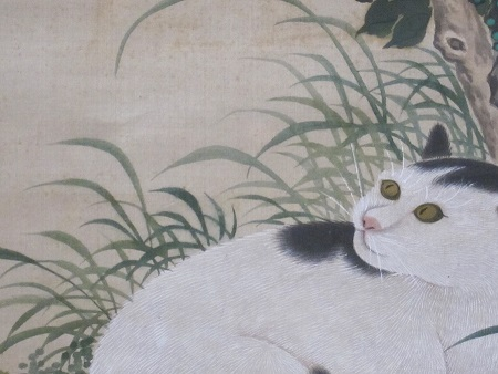 展示品紹介 part9『犬と猫』:本...