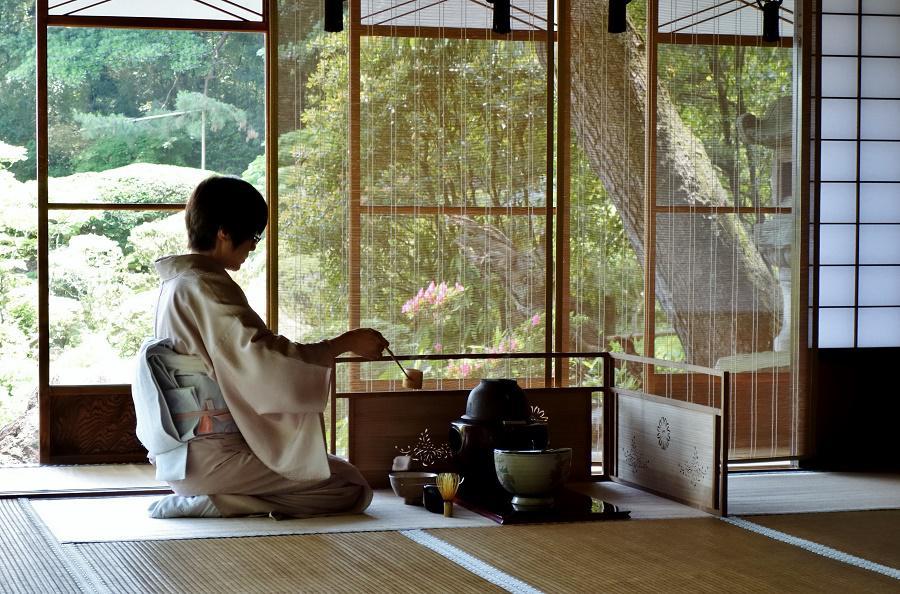 【報告】清遠閣茶会 第二部