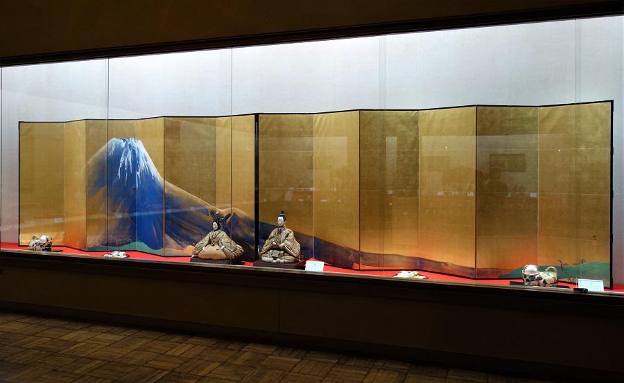 【開催中】雛祭 古典人形展