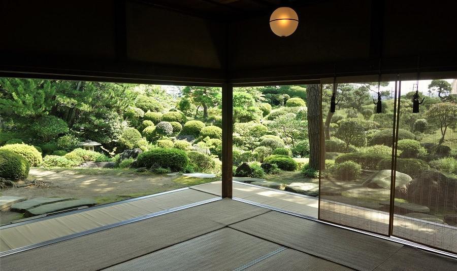本間美術館で感じる、日本の夏