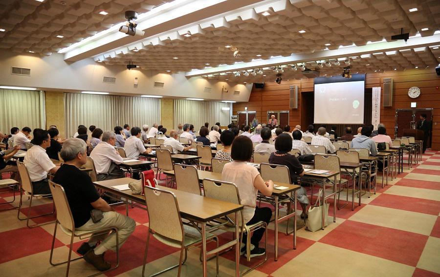 【ご報告】開館70周年記念講演会「江戸絵画の見かた」:画像