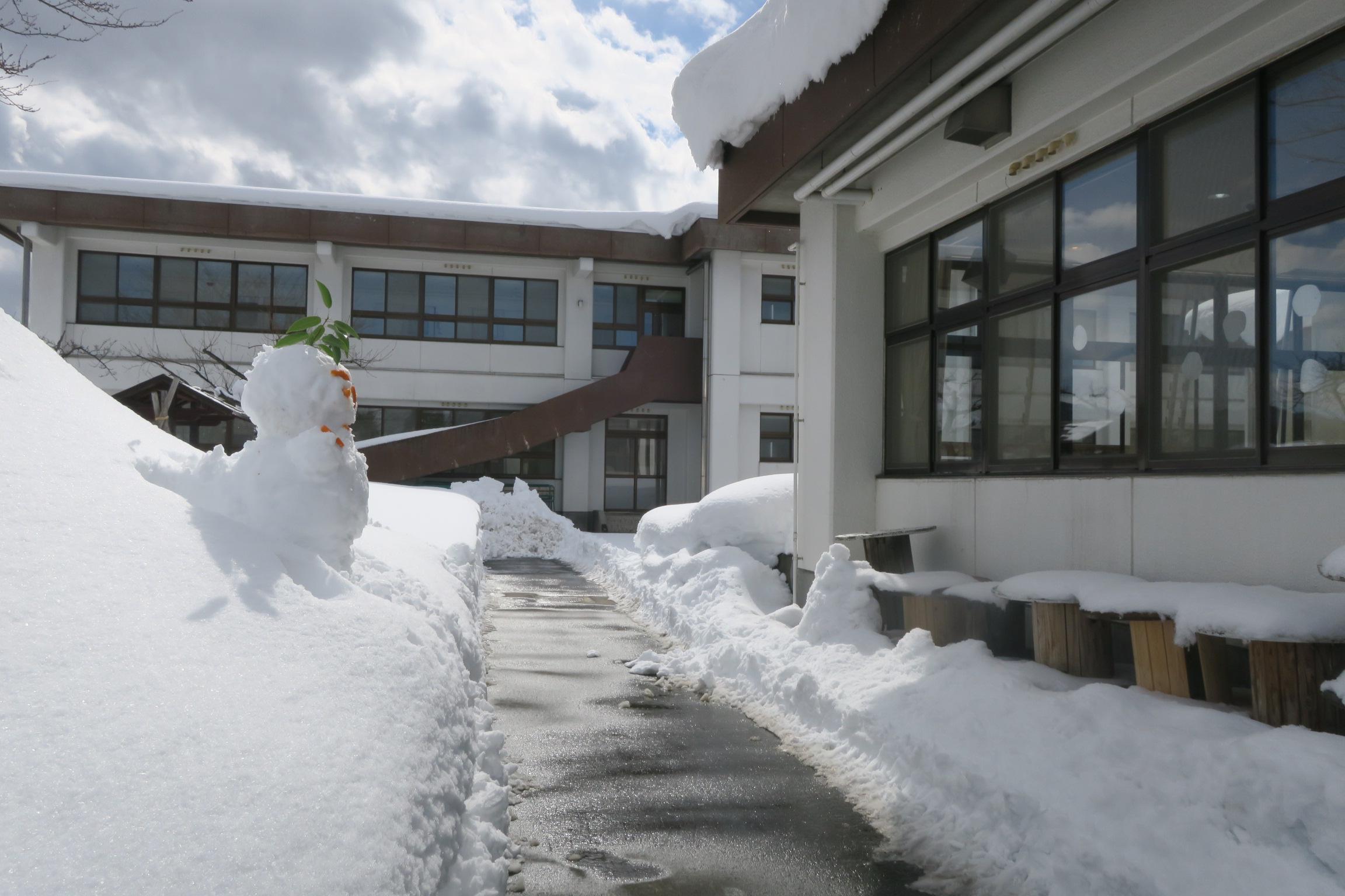冬の星の村