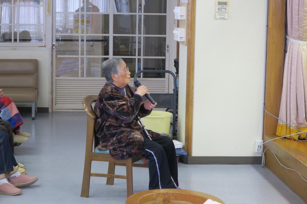 平成30年度新春ぼた餅つき大会 午前の部