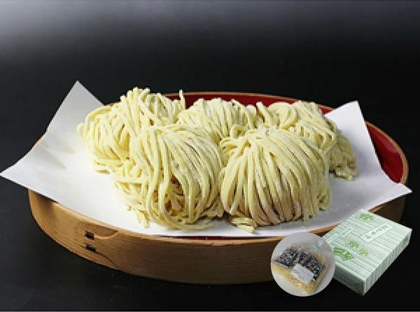 とんこつ醤油ラーメン(10食入/つゆ付/化粧箱):画像
