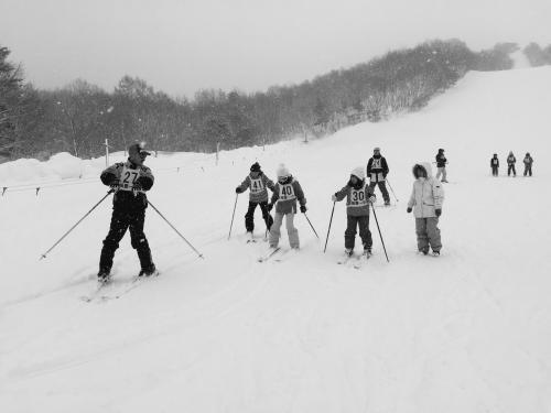 スキー体験/