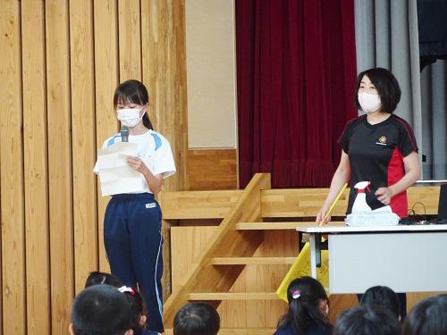 改めて感染症の予防