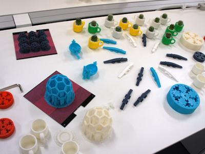 3Dプリンター講習会が開かれました