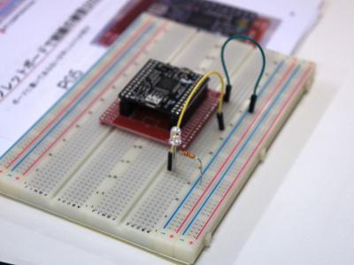 「超初級マイコン制御」講演会が開催されました!:画像