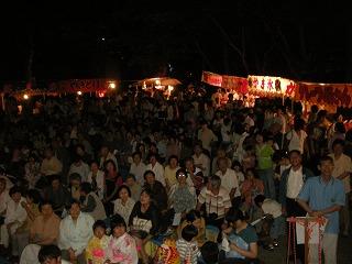 八坂神社 夏祭り:画像