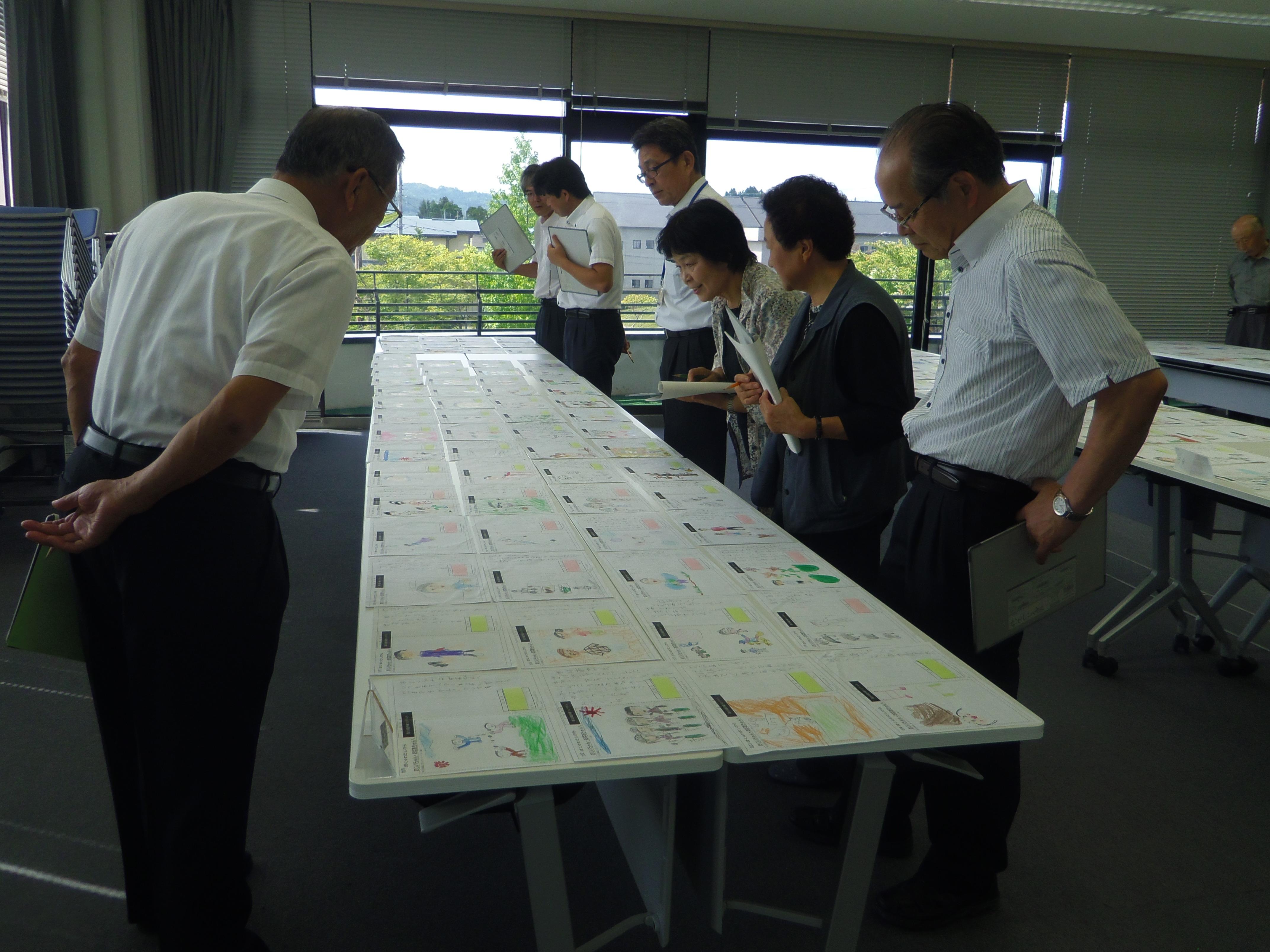 【お知らせ】第5回絵手紙コンテスト入選作品決定!!:画像
