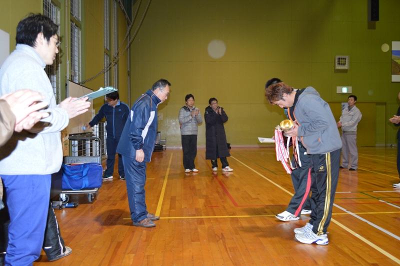 秋季スポーツ(ソフトバレー)大会開催:画像