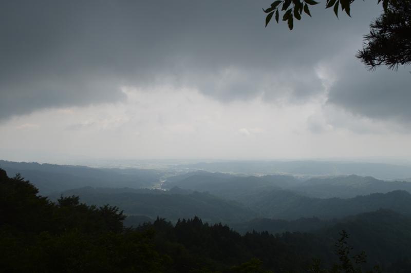 飯豊少年自然の家職員と小白川天狗山へ:画像