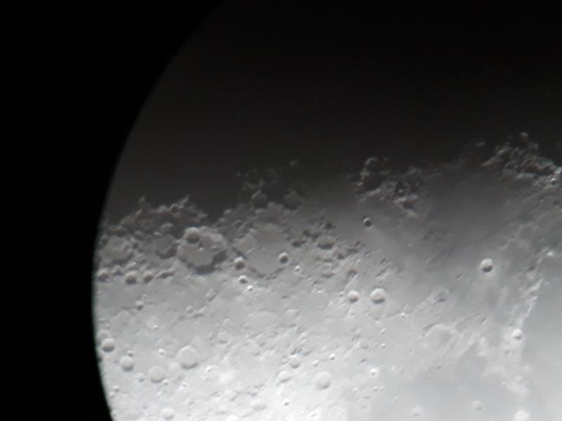 土星と月を見よう!:画像
