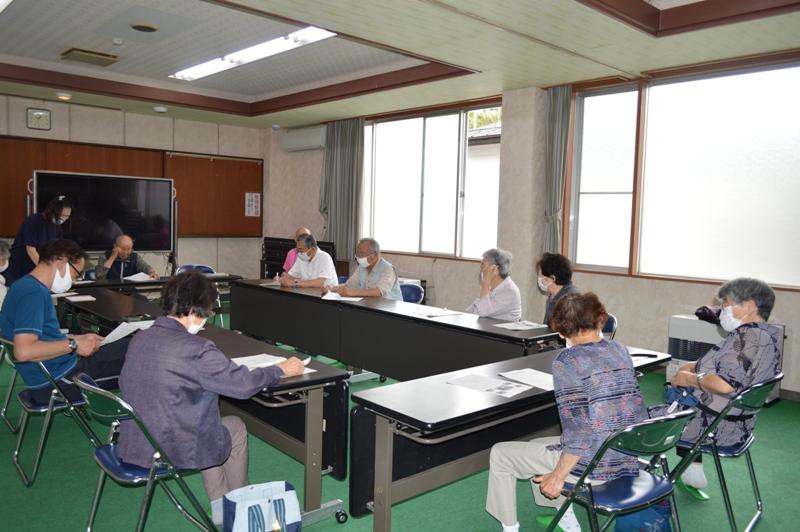 いきいき教室&リサイクル会(グランドゴルフ) 白椿地区公民館:画像