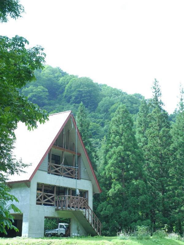 飯豊山登山大日杉小屋へ行ってみました!