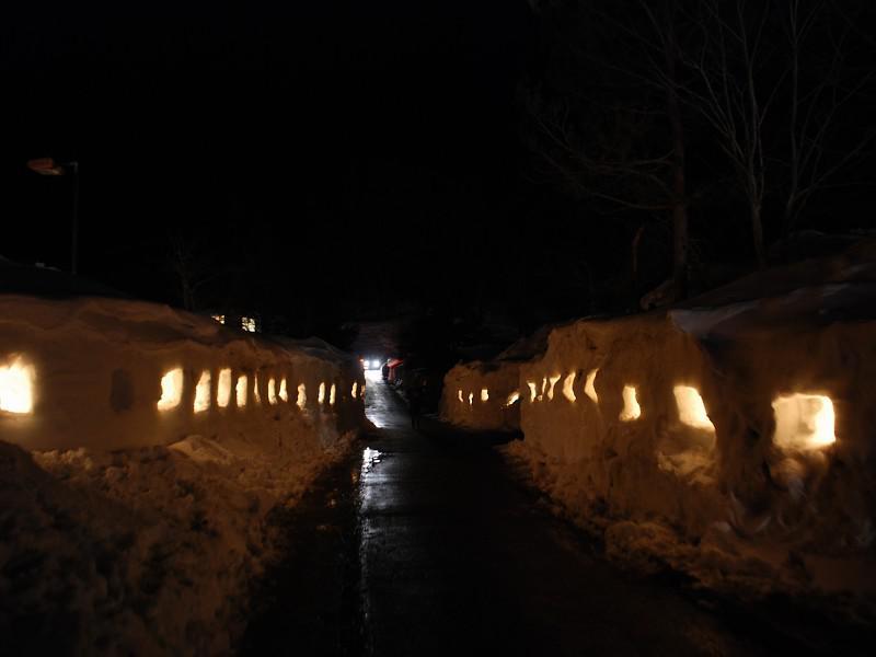 第34回 中津川雪祭り♪