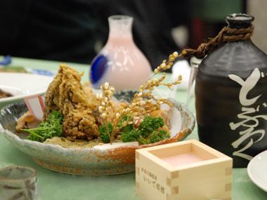 the eleventh raw sake young sake presentation sightseeing