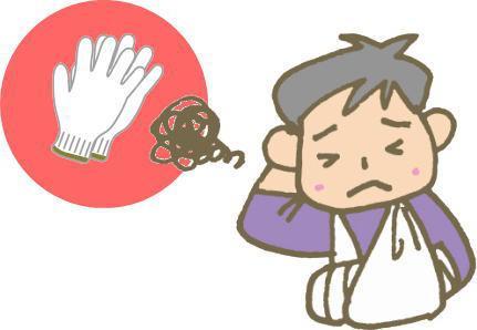 作業者の手元の安全を守る「耐切創手袋」:画像